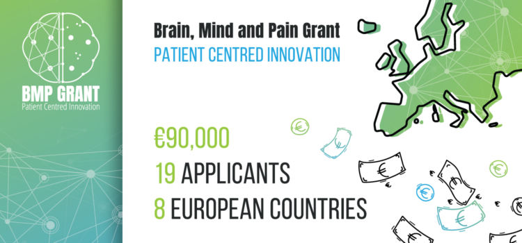 WINNERS ANNOUNCED FOR PATIENT-DRIVEN PAIN GRANT